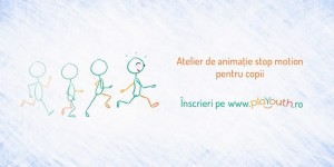 Atelier stop motion copii